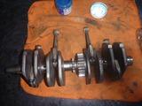 まっきーレーサー用エンジン腰下組立て (1)