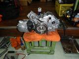 エンジンブロースーパーカブエンジンOH (3)