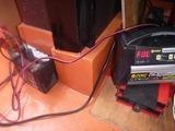 ハレー用バッテリー充電完了