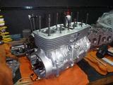 398改458エンジン組立て搭載 (1)