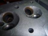 CPレーサー2号機用シリンダーとヘッド計測 (4)