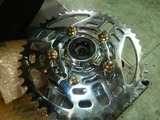 CBR400Fスプロケハブベアリング圧入 (3)