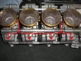効率の良いガソリンの流れ方