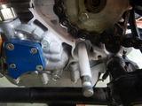 大阪T様CB400Fオイル漏れ修理210720 (8)