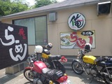 俺らーツーリングbyつけ麺狙いw (2)