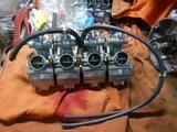 CB400F国内408ccCP20号機リビルドキャブ不調 (2)