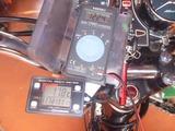 H号テンプメーターと押しボルト