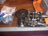 破壊的思考1号エンジン内パーツ洗浄組立て (2)