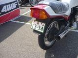 2014徳島絶版バイクミーティング CBX400F未再生新古車 (2)