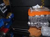 エンジン部品保管スペース確保 (3)