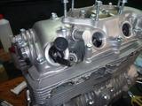 レーサーエンジン腰上組立て (7)