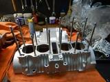 CB400国内398ccCP25号機エンジン組み立て準備 (2)
