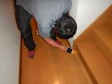 地震水漏れチェックと家の点検 (2)