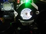 OH済みFCRエンジン取付け作動チェック (3)