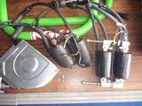 旧2号機IGCコイルエアークリーナー交換