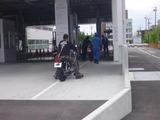 銀ちゃん号車検 (3)