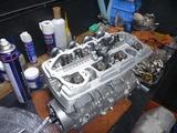 まっきーレーサーエンジンVer2組立て (6)