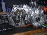 1号レーサーエンジン組立て (4)