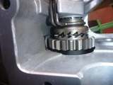 500cc化計画キックギヤーケース加工 (2)