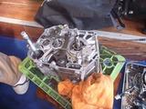 カスタムモンキーエンジン修理 (1)