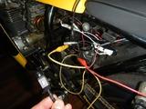 CP1号レーサーROC対応ウインカー接続テスト (1)