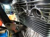 CB400F半袖一家Y様エンジン仕上げ210502 (8)