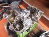CB250Nエンジン組立て (2)