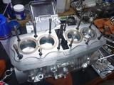 11号機エンジン加工完了からの組立て (5)
