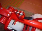 M型モンキー小物パーツ組立て (7)