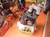 XJR400Rエンジン交換 (5)