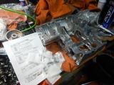 京都K様CB400レストア組み立て本格的に開始201221 (4)