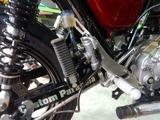 23号機リアブレーキ圧力スイッチ取付け (1)