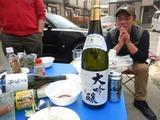お花見BBQツーリング (4)