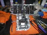 ハーフオーダー国内408エンジン組立て開始
