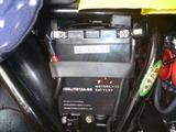 1号レーサーバッテリー交換 (1)