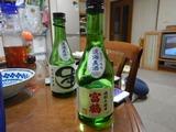 滋賀の地酒シリーズと対戦二日目 (3)
