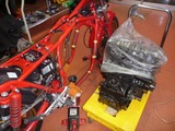 CB1100Rエンジン搭載