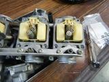 CB750F�1キャブレターOリング交換取付け (1)