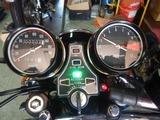 CB400F国内408ccCP20号機試運転210409 (1)