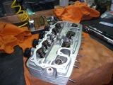 500cc化車両本格的に作業開始 (4)