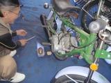 GR50エンジン復活 (3)