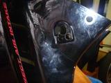 CBR250RRカウル修理