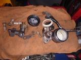 ランチ号ブレーキマスター分解掃除 (1)