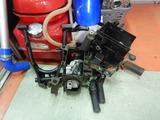 CB400F部品整備 (1)