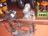 まっきーレーサー号車載準備 (1)