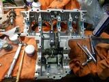 高知U号エンジン組み立て準備下拵え200917 (7)