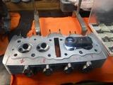 まっきーレーサーエンジン腰上下拵え180807 (3)