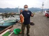 自粛解除の魚釣り (1)