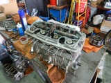 明石T号エンジン組立て腰上190816 (9)