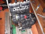 XJR400Rエンジン交換 (6)